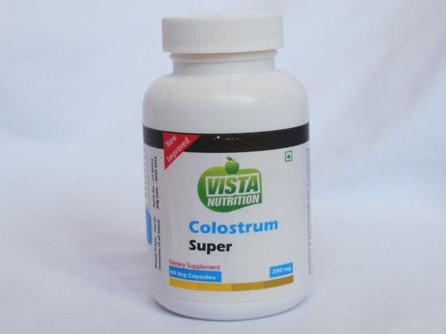 Vista Nutrition Colostrum Super