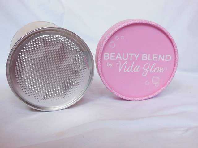 Beauty Blend By Vida Glow Packaging