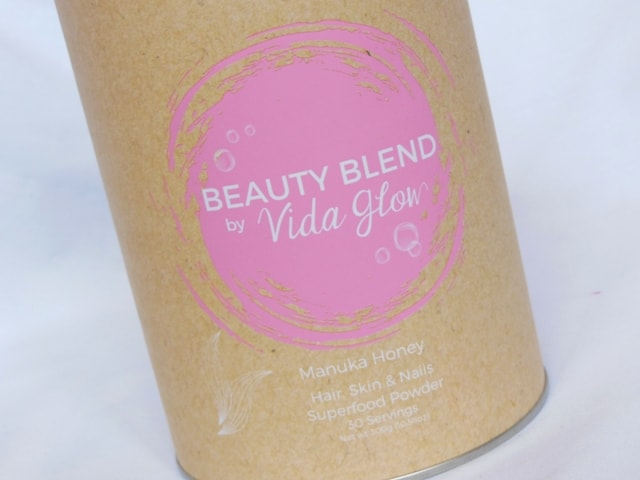 Beauty Blend By Vida Glow Review