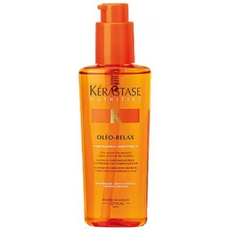 Best Hair Serums for Frizzy Hair In India -Kerastase Nutritive Oleo Relax Serum