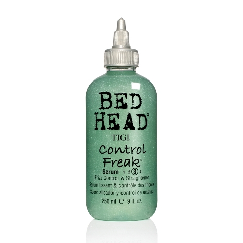 Best Hair Serums for Frizzy Hair In India -TIGI Bed Head Control Freak Serum Frizz Control Serum