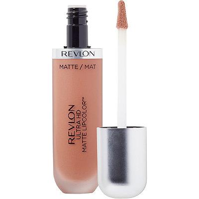 Best Matte Liquid Lipsticks in India - Revlon Ultra HD Lip Color