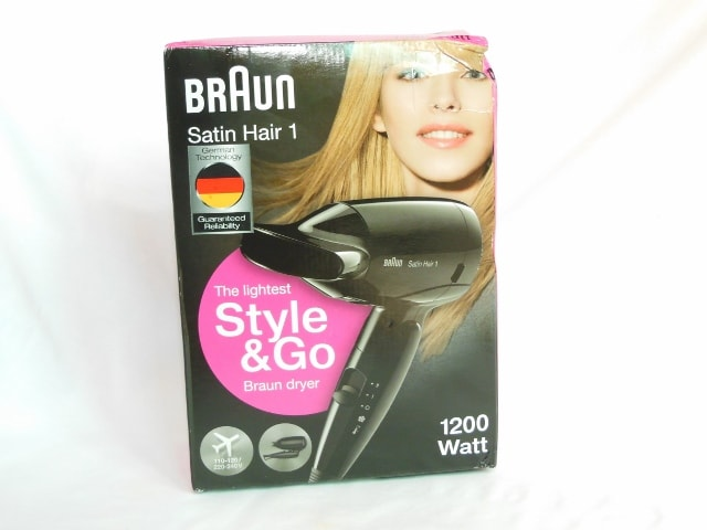 Braun Portable Hair Dryer