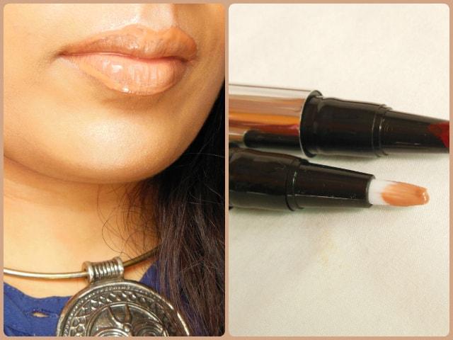 Ellis Faas Glazed lips L308 Lip Swatch