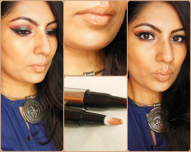 Ellis Faas Glazed lips L308 Look