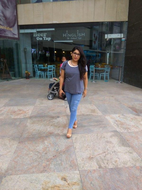 Pacific Mall Delhi Ambiance