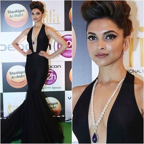 5 Best Dressed Celebrities at IIFA 2016 - Deepika Padukone 2