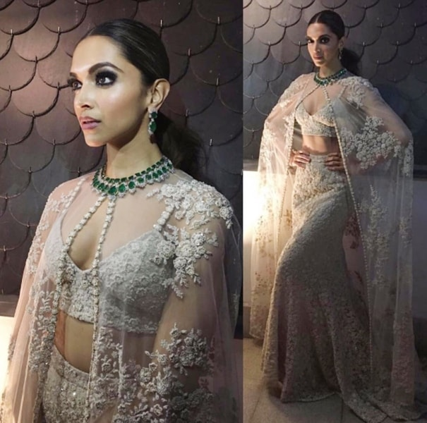 5 Best Dressed Celebrities at IIFA 2016 - Deepika Padukone