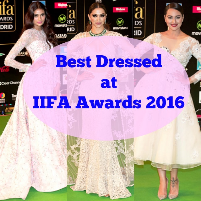 5 Best Dressed Celebrities at IIFA 2016