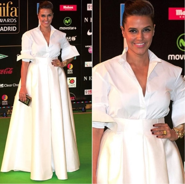 5 Worst Dressed Celebrities at IIFA Awards 2016 - Neha Dhupia