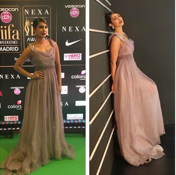 5 Worst Dressed Celebrities at IIFA Awards 2016 - Priyanka Chopra