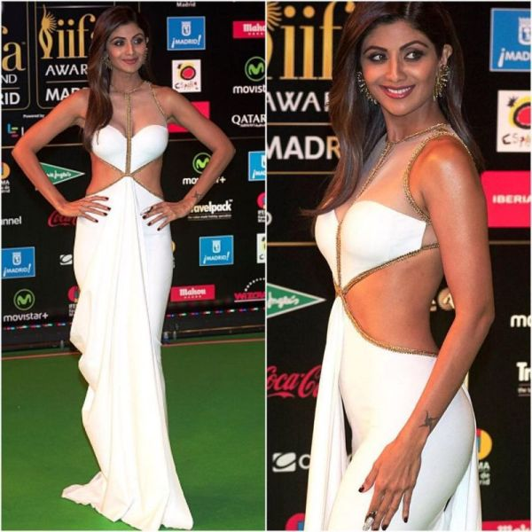 5 Worst Dressed Celebrities at IIFA Awards 2016 - Shilpa Shetty