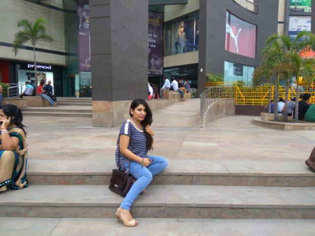 A fun filled trip to Pacific Mall Delhi