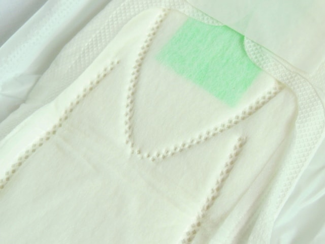 Everteen Natural Cotton Sanitary Napkin Top Layer