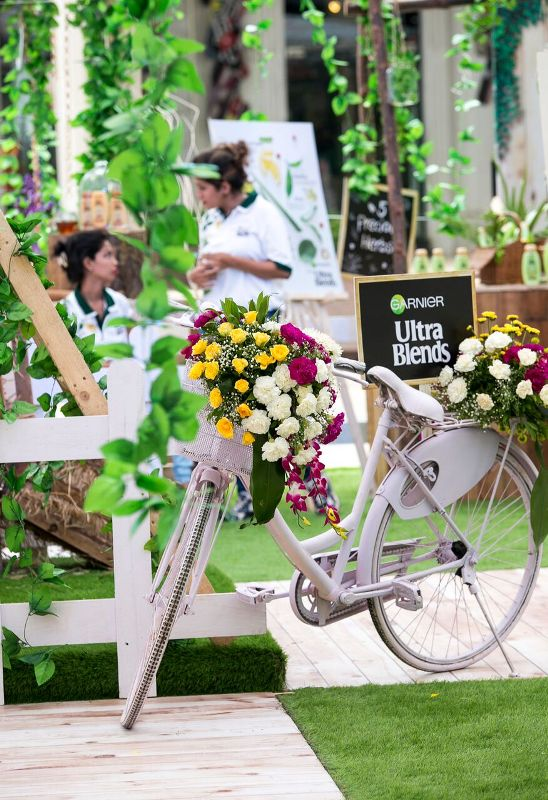Garnier Ultra Blends Hair Care Launch Event Details