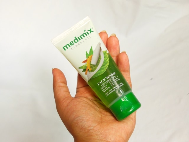 Medimix Face Wash Review