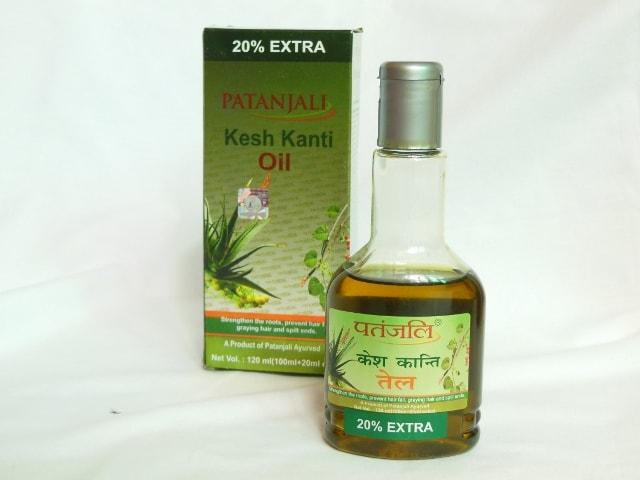 Patanjali Kesh Kanti Oil Review