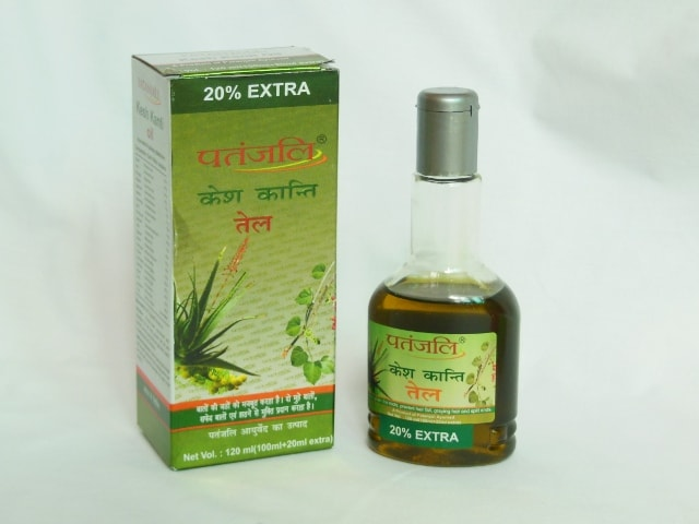 Patanjali Products - Kesh Kanti Hair Oil