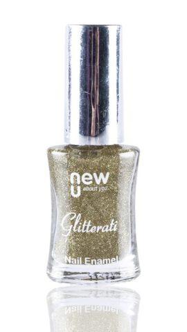 Best Glitter Nail Paints in India -NewU Glitterati Nail Polish