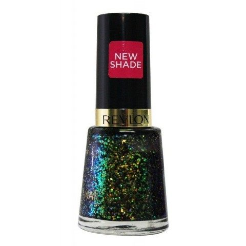 Best Glitter Nail Paints in India -Revlon Glitzy Nights Nail Enamel Spalsh