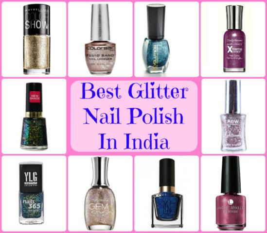 Best Glitter Nail Polish in India