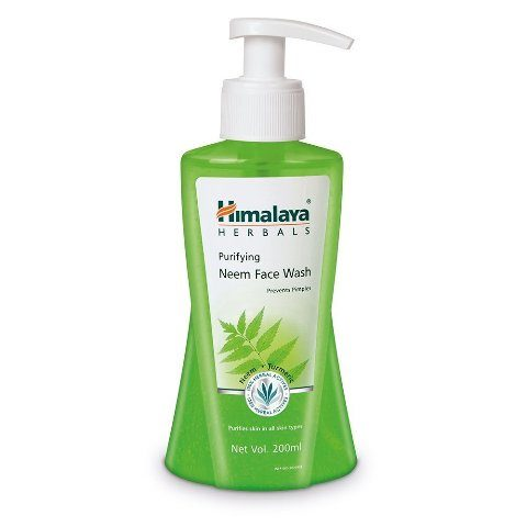 Best Neem Based Natural Face Washes - Himalaya Herbals Neem Purifying Face wash