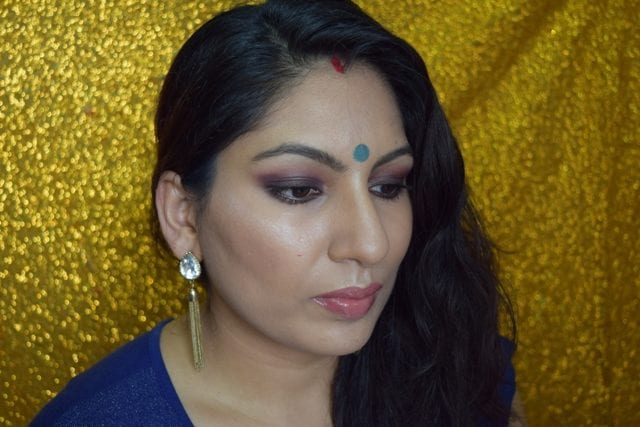 Kaala Chashma Katrina Kaif Inspired Makeup Look
