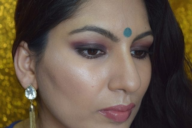 Kaala Chashma Song Inspired Makeup