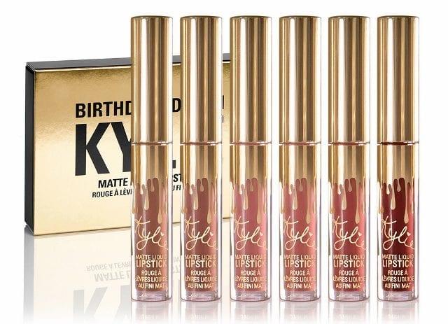 Kylie Cosmetics Matte Lipstick Mini Kit