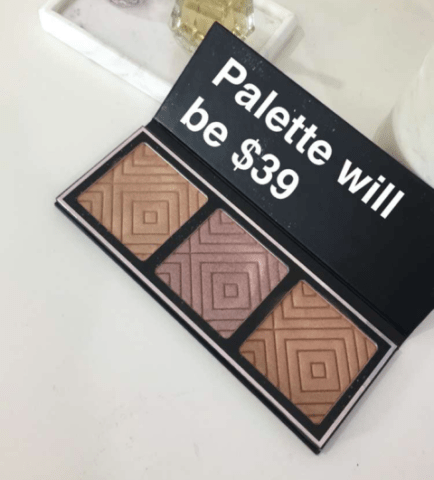 Makeup Geek x Kathleen Lights Highlighter Palette Price