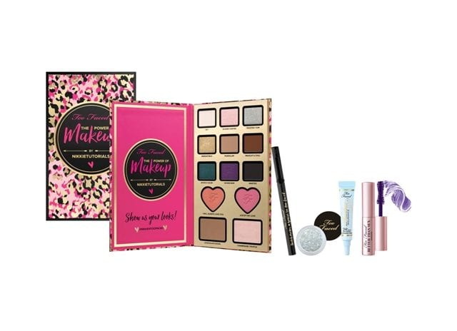 Power of Makeup Collection by Too Faced with Nikkie Tutorials