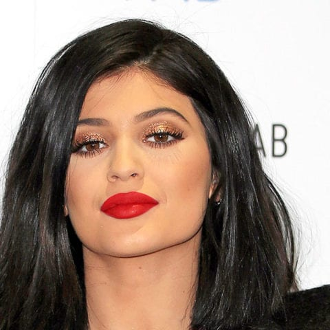 Top 10 Affordable drugstore dupes of Kylie Jenner Lip Shades in India- Bright Red Lip Shade