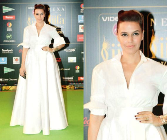 Top 10 Makeup Looks at IIFA -Neha Dhupia