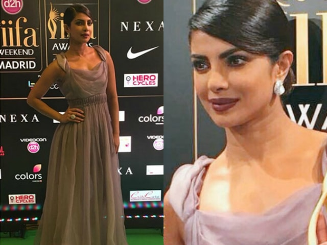 Top 10 Makeup Looks at IIFA -Priyanka Chopra