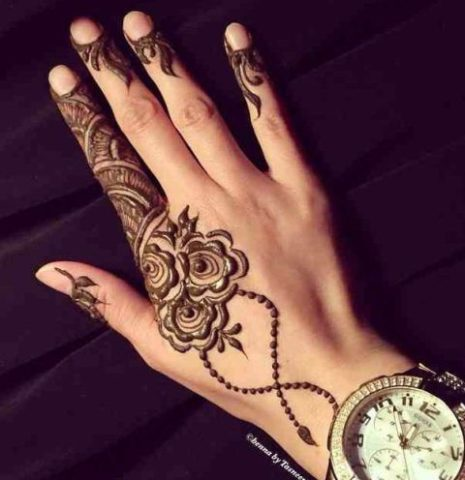 15-best-karwa-chauth-mehendi-designs-dots-and-chains-mehendi-designs-2