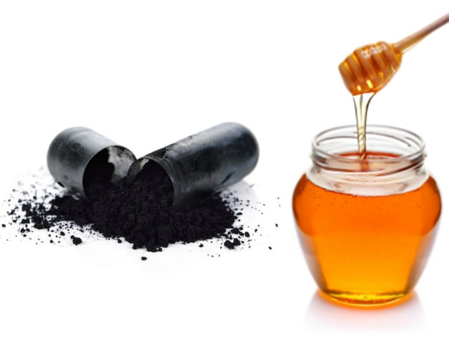 Best Natural Home Remedies to Lighten Dark Underarms - Charcoal and Honey