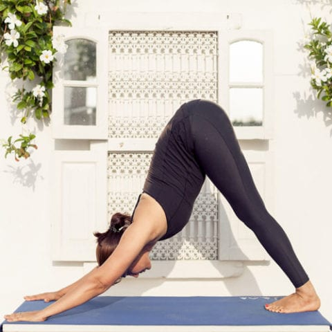 best-yoga-poses-for-pimples-amd-dark-circles-parvatasana