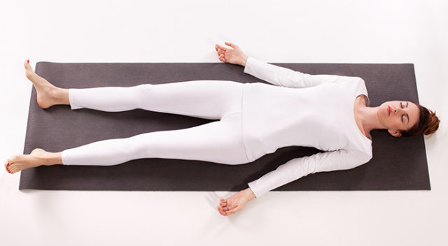 best-yoga-poses-for-pimples-amd-dark-circles-shavasana
