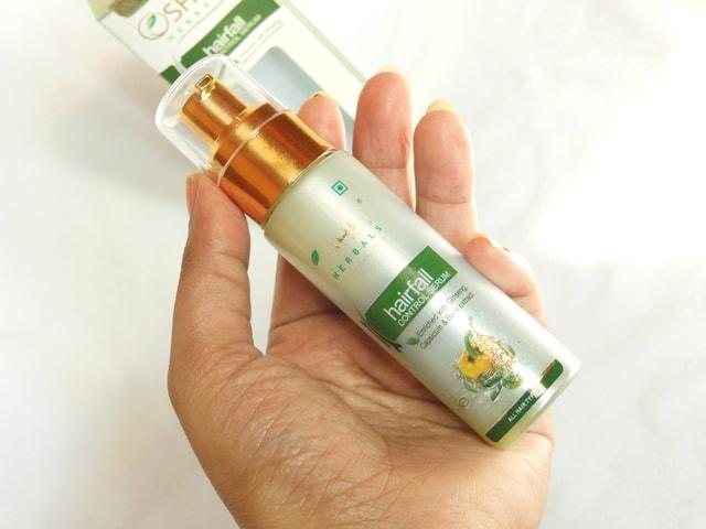 oshea-herbals-hairfall-control-serum-review