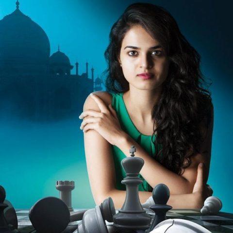 Top 10 Most Stylish Sportswomen of India - Tania Sachdev, Chess