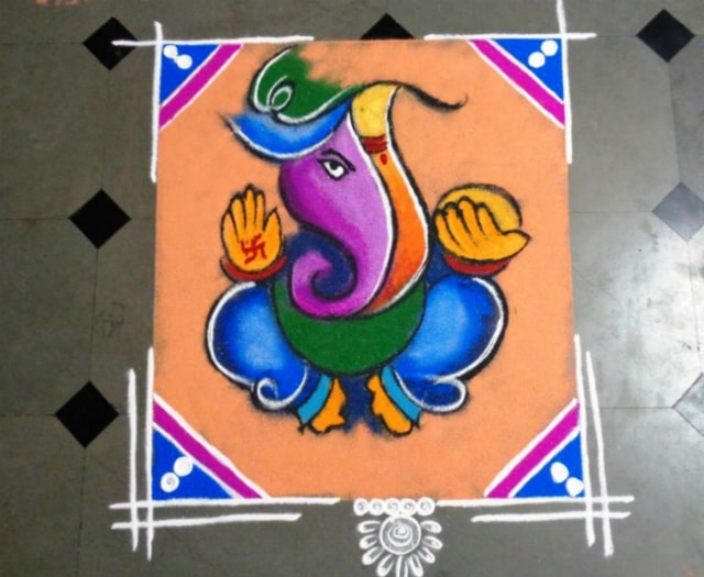best-ganesha-rangoli-designs-colorful-ganesh-rangoli-for-diwali