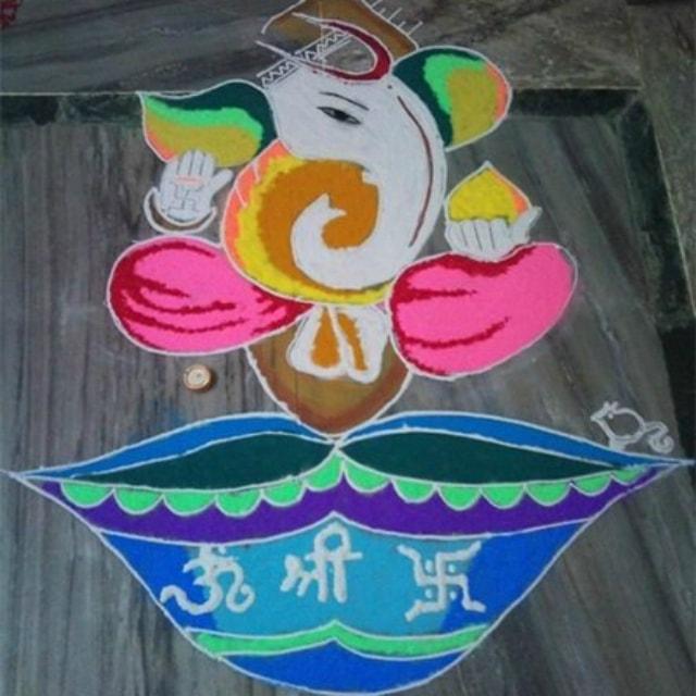 best-ganesha-rangoli-designs-ganpati-rangoli-for-pooja-ghar