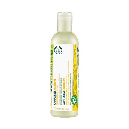 best-paraben-free-conditioners-the-body-shop-rainforest-conditioner