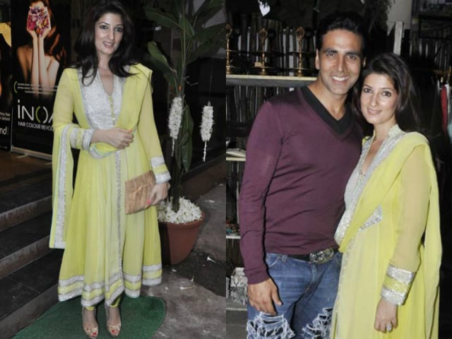 bollywood-celebrities-karwa-chauth-outfit-twinkle-khanna-green-suit