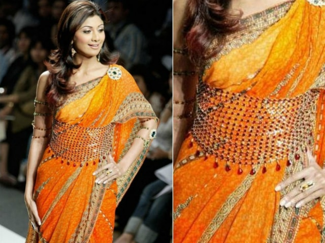 must-have-vintage-jewelry-for-indian-brides-kamarband-shilpa-shetty
