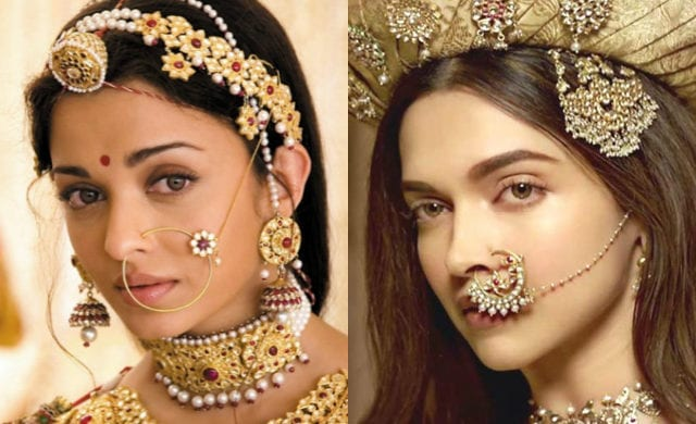must-have-vintage-jewelry-for-indian-brides-nose-ring