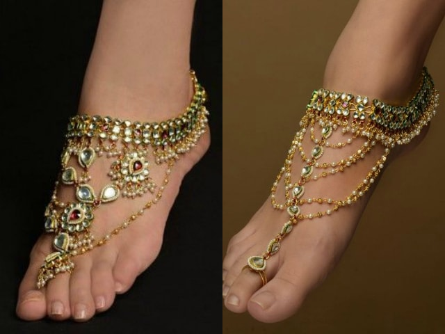 must-have-vintage-jewelry-for-indian-brides-foot-harness-3