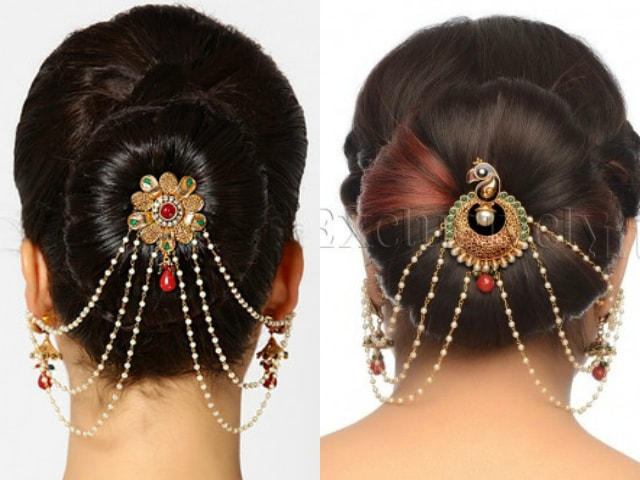 must-have-vintage-jewelry-for-indian-brides-jooda-pins-with-chains