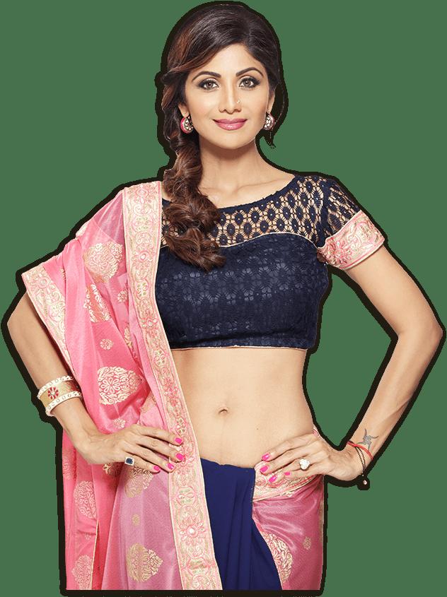 shilpa-shetty-designer-sarees-launching-on-homeshop18