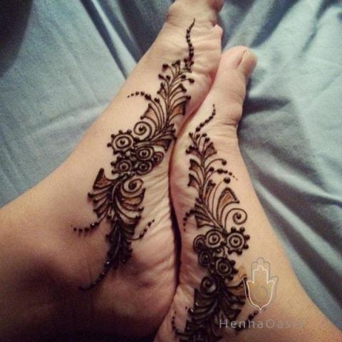 trending-henna-designs-for-feet-sides-of-feet-heena-design